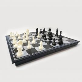 Chess Board Competition Set - Foldable