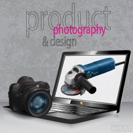 product photography & design