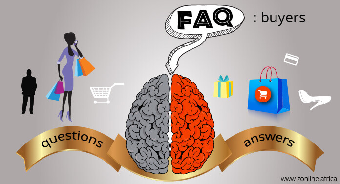 Buyer Frequently Asked Questions zonline