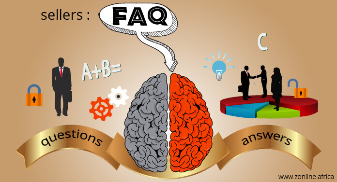 Seller Frequently Asked Questions zonline