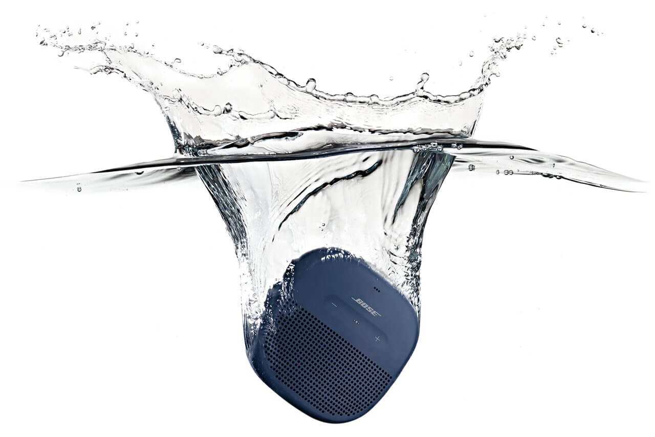 Bose soundlink micro bluettoth outdoor waterproof speaker